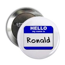 hello my name is ronald Button