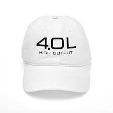 4.0 Litre Baseball Cap