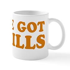 Ive got Lawnbowl skills Mug