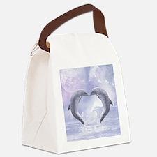 dk_queen_duvet_2 Canvas Lunch Bag