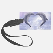 dk_pillow_case Luggage Tag