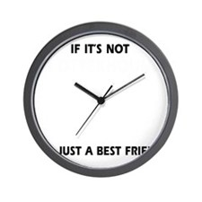 If its not a Otterhound Wall Clock