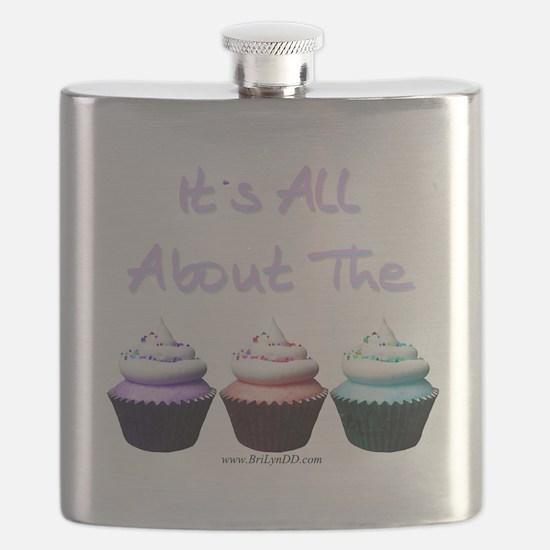 Bri Lyn Desserts & Designs Flask