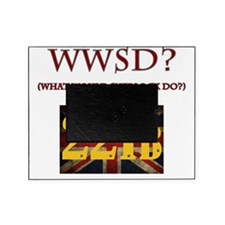 What Would Sherlock Do? Picture Frame