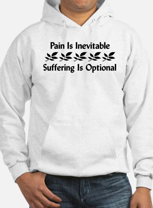 Pain Is Inevitable Jumper Hoody