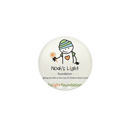 Noah's Light Foundation Mini Button