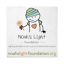 Noah's Light Foundation Queen Duvet