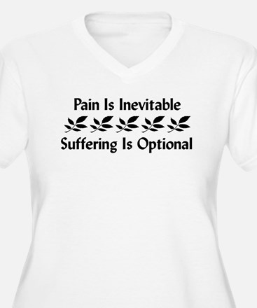 Pain Is Inevitable T-Shirt