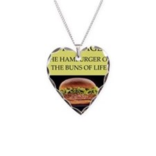 dressage Necklace Heart Charm