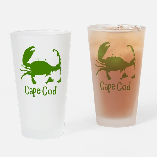 Green Crab, Kids Solid Drinking Glass