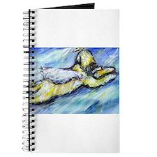 Wheaten Terrier Angel Flys free Journal