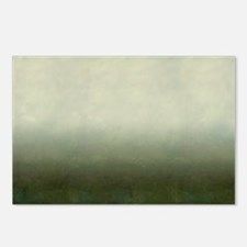 Earthy background image a Postcards (Package of 8)
