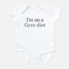 Gyro diet Infant Bodysuit