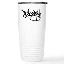 RDLX Handstyle - Black  Travel Mug