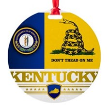 Kentucky Gadsden Flag Ornament