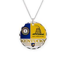 Kentucky Gadsden Flag Necklace