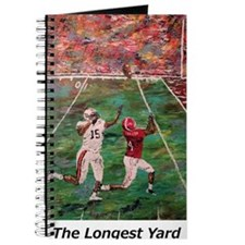 Longest Yard Football Poster Print Journal