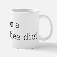 Decaf Coffee diet Mug