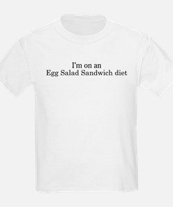 Egg Salad Sandwich diet T-Shirt