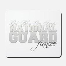 God Bless Our Troops Mousepad