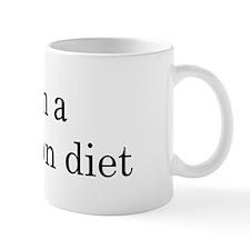 Dandelion diet Small Mug