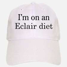 Eclair diet Baseball Baseball Cap