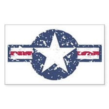 Air force roundel blue Decal