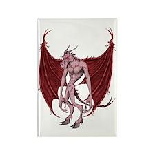 JERSEY DEVIL Rectangle Magnet