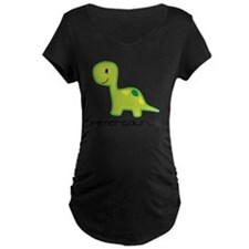 Personalized Toddler Dinosa T-Shirt