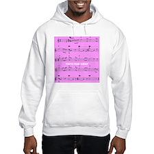 Retired Music Teacher All over P Hoodie