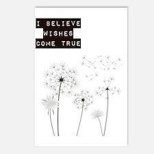 Believe in Wishes Dandeli Postcards (Package of 8)
