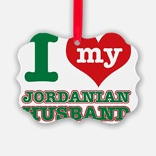 Jordan designs Ornament