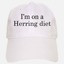 Herring diet Baseball Baseball Cap