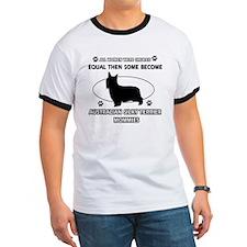 Australian Silky Terrier designs T