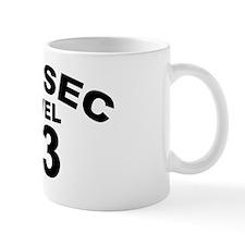 MARSEC Level 3 Mug