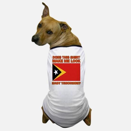 East Timor designs Dog T-Shirt
