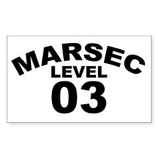 MARSEC Level 3 Decal