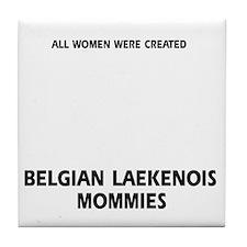 Belgian Laekenois dog gifts Tile Coaster