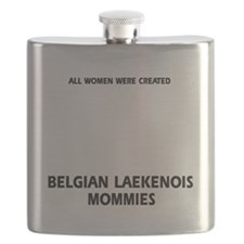 Belgian Laekenois dog gifts Flask