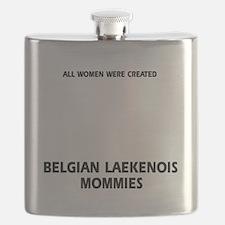 Belgian Laekenois dog gifts Flask