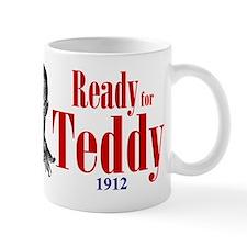 Teddy Roosevelt 1912 Mug