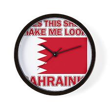 Bahraini designs Wall Clock