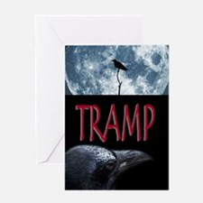 Tramp Greeting Card