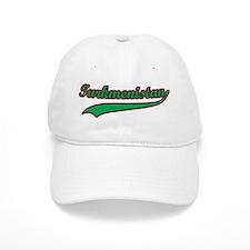 Retro Turkmenistan Baseball Cap