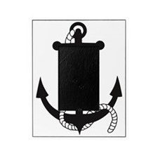 anker anchor harbour hafen ship schi Picture Frame