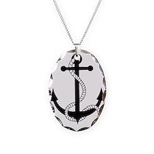 anker anchor harbour hafen shi Necklace