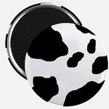 Cow Print Magnet
