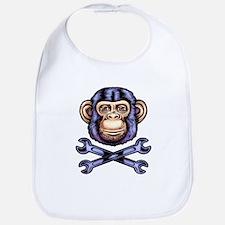 Wrench Monkey Bib