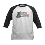 Little Squeaker Kids Baseball Jersey
