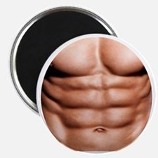 Show My Abs Magnet